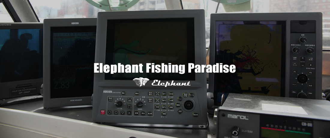 Elephant Fishing Paradise